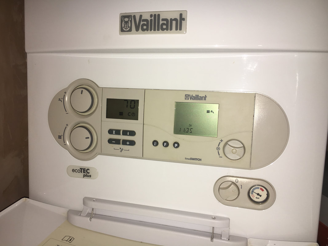 vaillant boiler_power flush by romford plumbers Arco